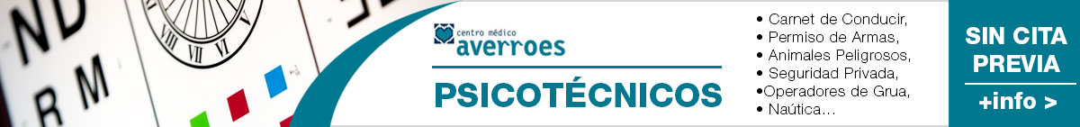 PSICOTECNICOS AVERROES